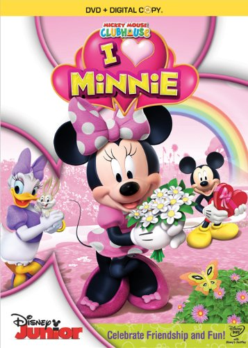 Mickey Mouse Clubhouse: I Heart Minnie Dvd review