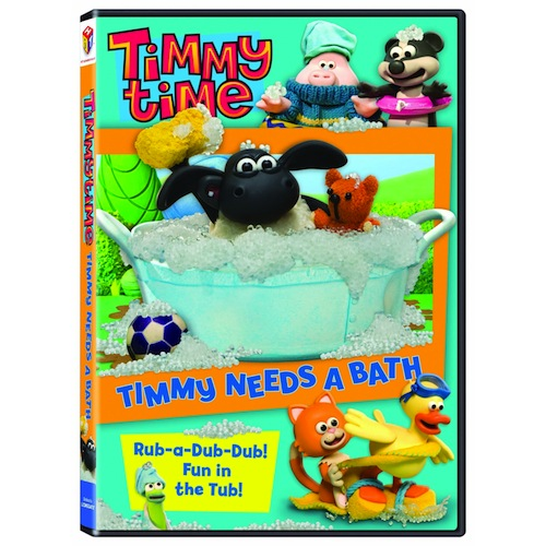 Timmy Time: Timmy Needs A Bath Dvd review