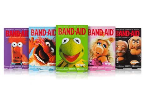 Muppets Band-Aids