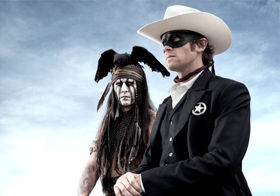 The Lone Ranger First Look