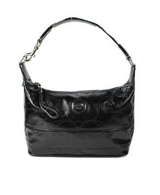 Black Coach Rafflecopter Giveaway Bag