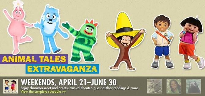 Bronx Zoo Animal Tales Extravaganza
