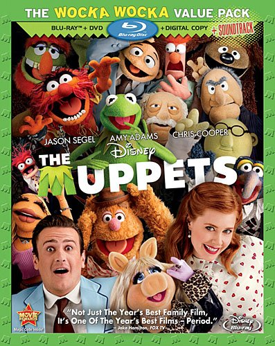 Disney The Muppets Blu-ray review