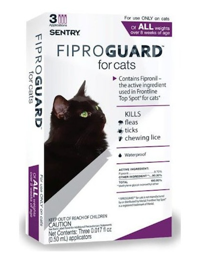 Fiproguard For Cats