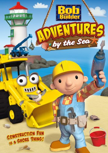 Bob The Builder: Adventures By The Sea Dvd