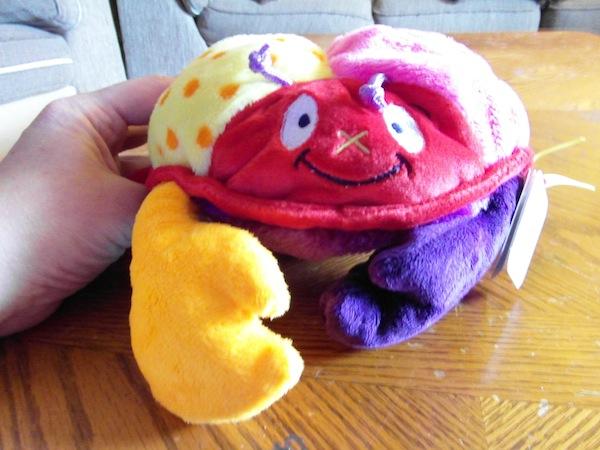 Crinkle Friends Crab