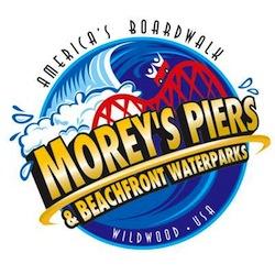 Moreys Pier Logo