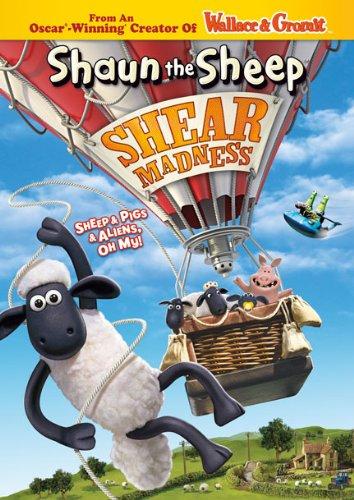 Shaun Sheep: Shear Madness Dvd