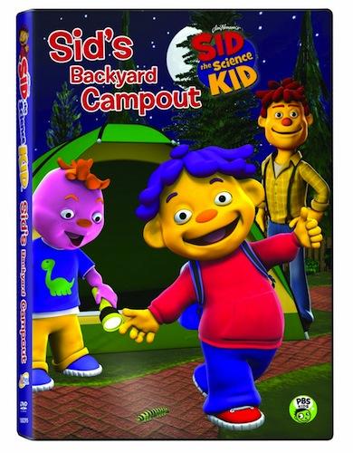 Sids Backyard Campout Dvd
