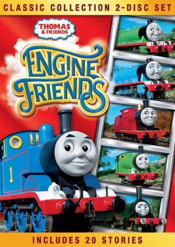 Thomas & Friends: Engine Friends Dvd