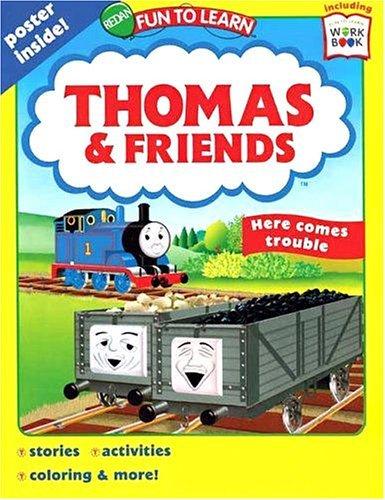 Thomas & Friends Magazine Cover