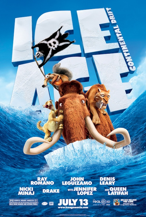 Ice Age: Continental Drift – Jump Jump Wiggle Your Rump And Learn How To Do The Sid Shuffle