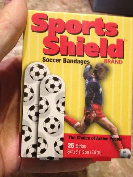 Sport Shield Bandages review