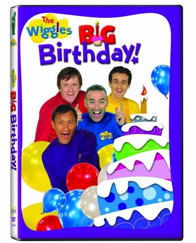 The Wiggles Big Birthday DVD