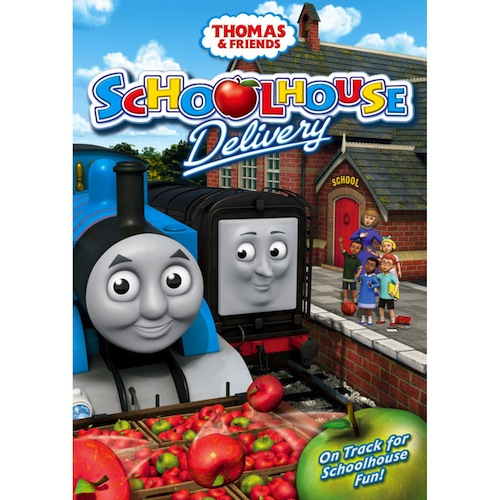 Thomas & Friends: Schoolhouse Delivery DVD