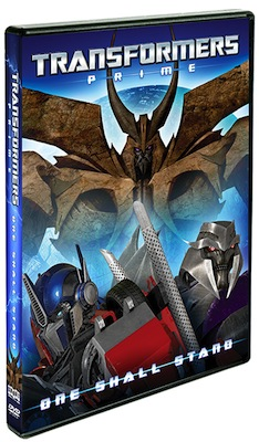 Transformers Prime One Shall Stand