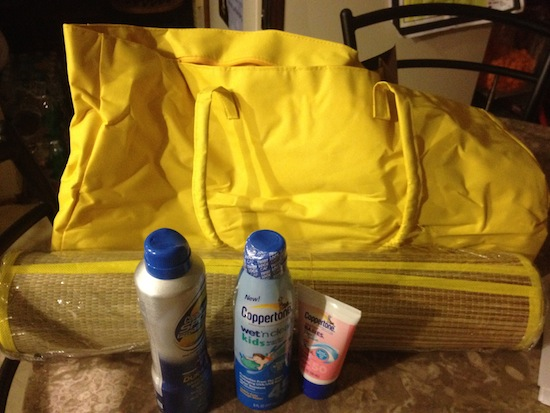 Coppertone Summer Prize Pack