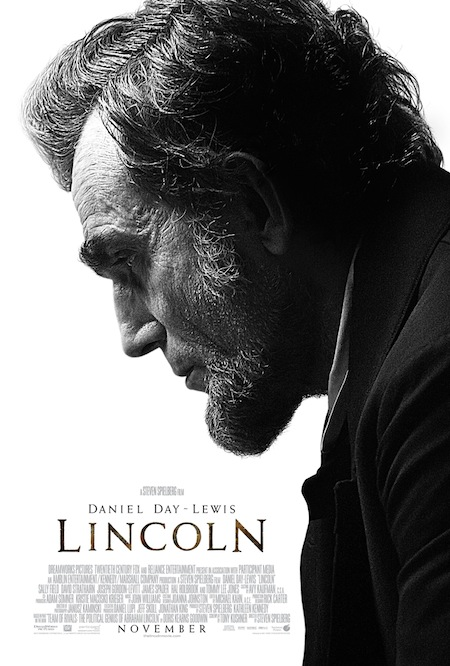 DreamWorks Lincoln Poster