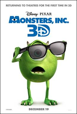 Monsters 3d Returns