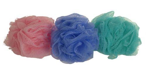 Shower Puffs