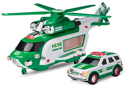 2012 Hess Toy Truck