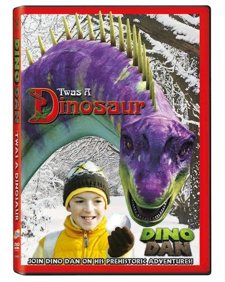 Dino Dan: Twas A Dinosaur Dvd