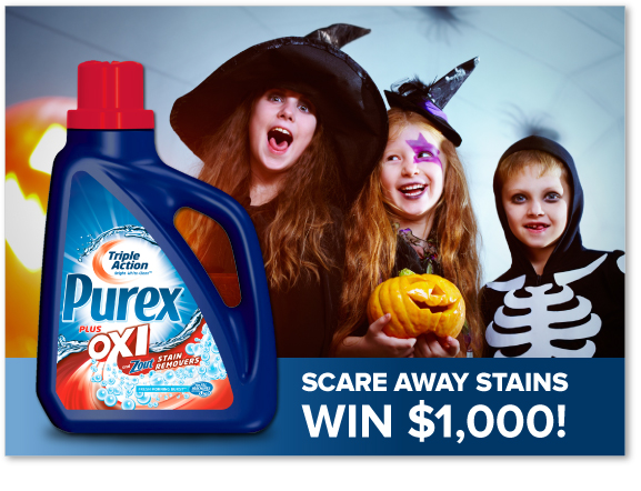 Purex Scare Away Stains