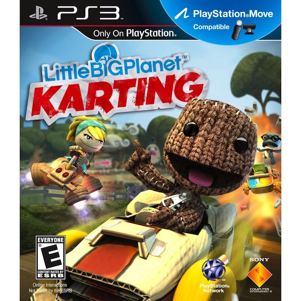 LittleBigPlanet Karting PS3 Game