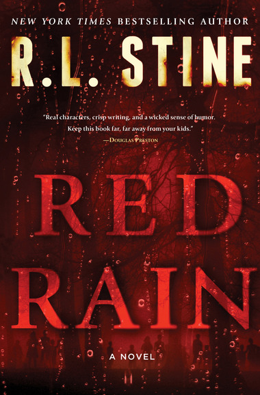 Red Rain book cover