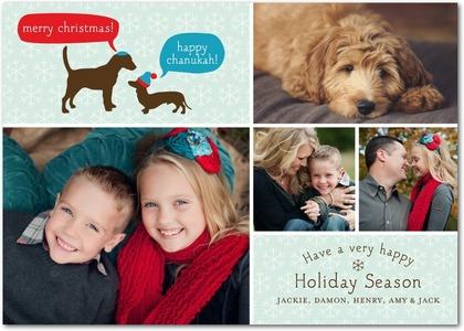 Tiny Prints Diverse Doggies Card