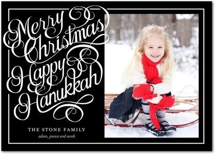 Tiny Prints Holiday Flourishes Card