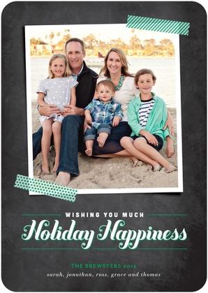 Tiny Prints Wishful Happiness Card
