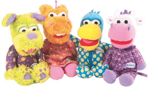 Pajanimals Large Plush Toys