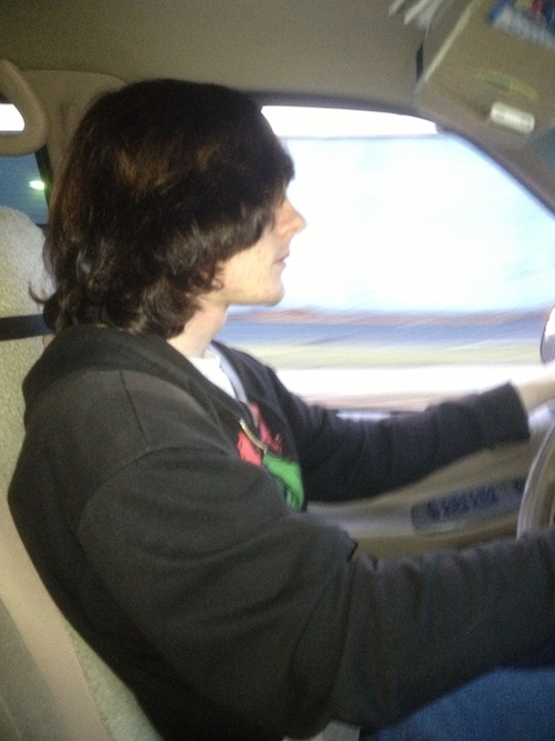 T First Time Driving