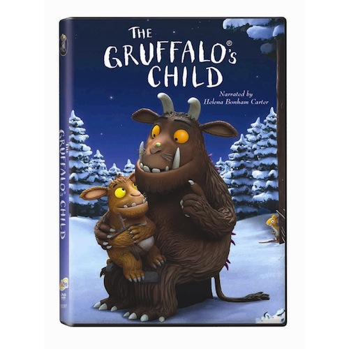 The Gruffalos Child Dvd