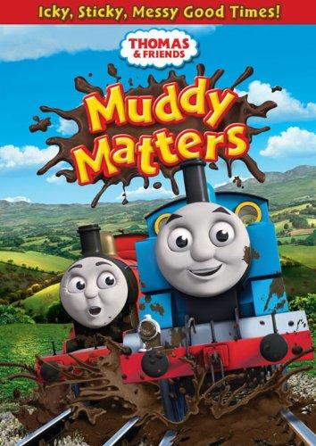 Thomas & Friends: Muddy Matters Dvd