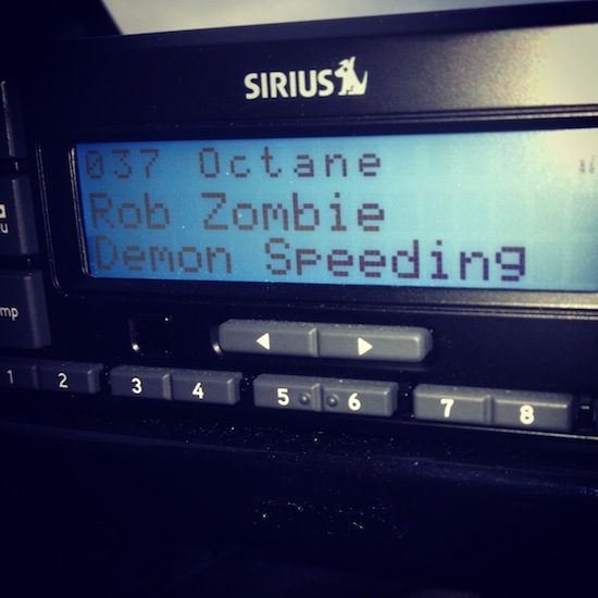 Wordless Wednesday - Demon Speeding