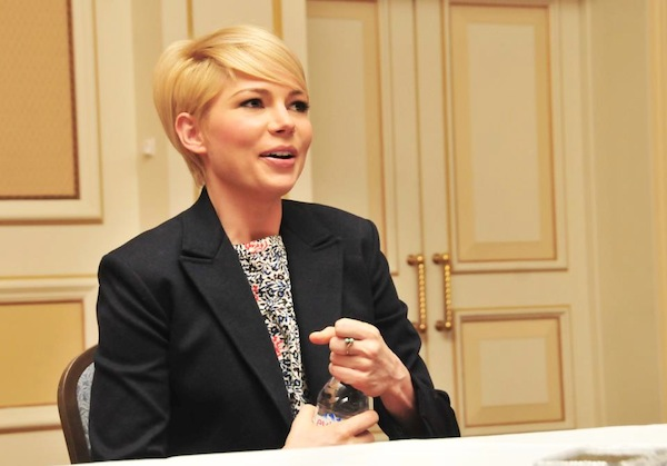 OZ The Great And Powerful - Interview with Michelle Williams - #DisneyOzEvent