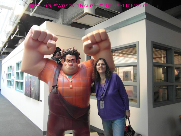Wreck-It Ralph - Disney Animation Studios - #WreckItRalph #DisneyOzEvent