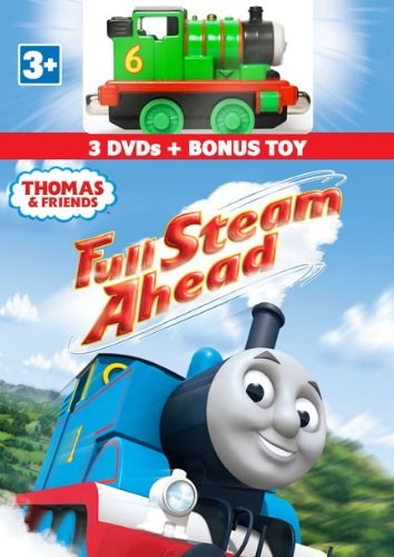 Thomas & Friends: Full Steam Ahead DVD
