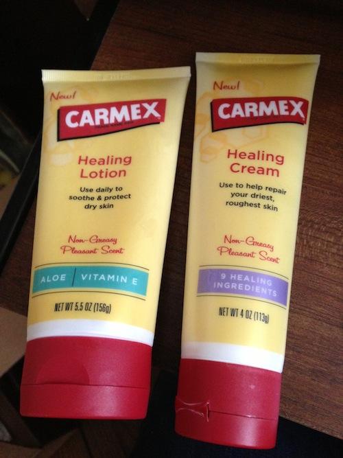 Carmex Lotions