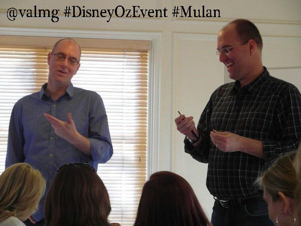 Mulan – Interview With The Bancroft Brothers – #DisneyOzEvent #Mulan
