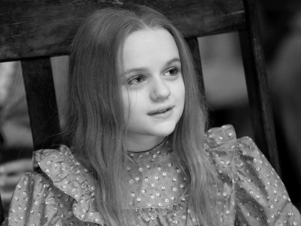 OZ: THE GREAT AND POWERFUL - Interview with Joey King - #DisneyOzEvent