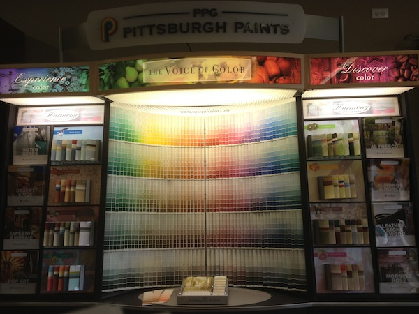 Review And Giveaway Ppg Pittsburgh Paints The Voice Of Color