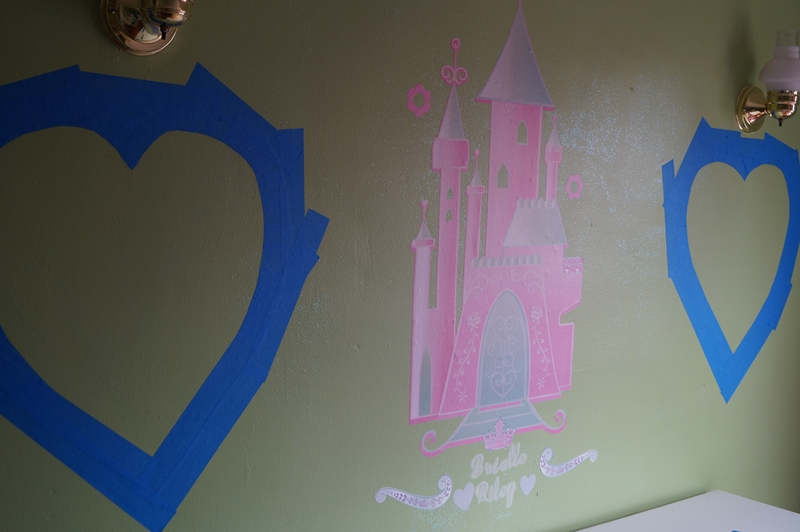 Painting And Decorating Brielle S All That Glitters Disney