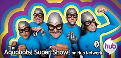 Aquabats Super show