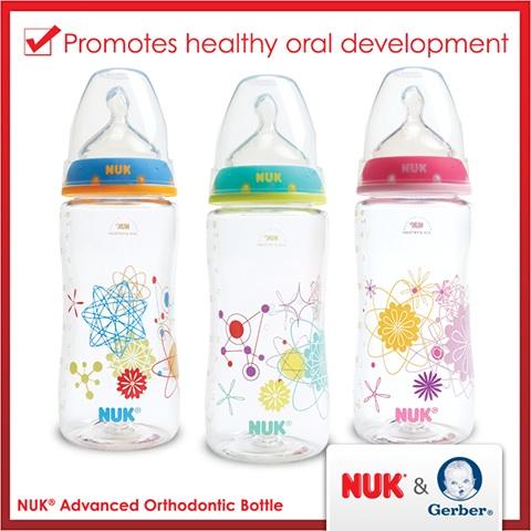 Nuk Oral Development
