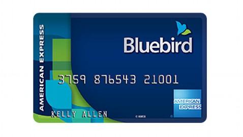 Amex Bluebird Card