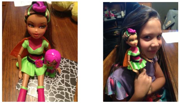 Bratz Action Heroez Dolls