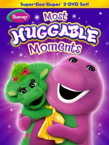 Barney Most Huggable Moments DVD